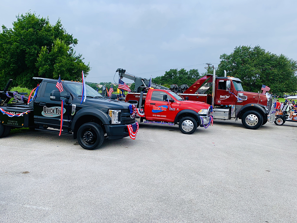Best Towing in Bee Cave, TX
